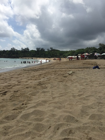 Xiaowan Beach in Kenting
