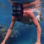 Taiwan Guesthouse and Minsu Kenting Hengchun Safe Snorkelling Tour Adventure for Children Family